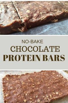 No-Bake Chocolate Protein Bars are a healthier and more convenient way to achieve more protein in your diet.  These bars are perfect for a mid-day snack and can benefit your metabolism. @MomNutrition