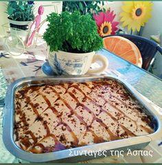 """Νόστιμη συνταγή μαγειρικής από """"Οι Συνταγές της Άσπας"""" Υλικά 1 πακέτο πτιμπερ σοκολάτας 500 γρ κρέμα γάλακτος 1 καραμελωμενο ζαχαρουχο Σιρόπι καραμέλας ΕΚΤΕΛΕΣΗ Χτυπάμε την κρέμα γάλακτος σε σαντιγί προσθέτοντας σταδιακά και το καραμελωμενο γάλα. Σε ένα ταψακι στρώνουμε"""