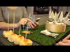 Video explicativo del funcionamiento de la tarjeta bote-pote. Un novedoso sistema de pago utilizado en bares de Vitoria-Gasteiz