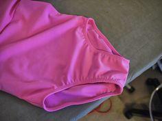 The Design Loft: Applying Elastics in A Swimsuit or Leotard