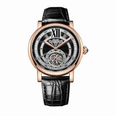 Reef Tiger/RT Designer Casual Luxury Swiss Watches for Men Tourbillon Automatic with Crystal Crown Leather Strap Luminous
