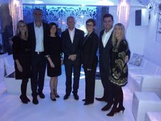 Our COO and other members of our team traveled to London in October 2013 to meet with tour operators.