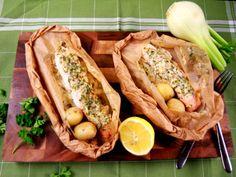 Lax i kapprock med fänkåls- och limesmör (kock Tommy Myllymäki)