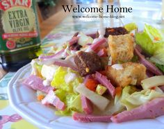 Welcome Home Blog: R