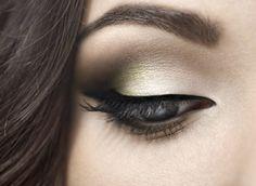 Inspiração maquiagem dourada!