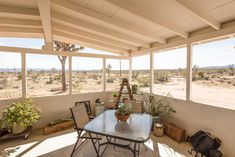 House Tour: The Rustic Home Sweet Homesteader Cabin in Joshua Tree
