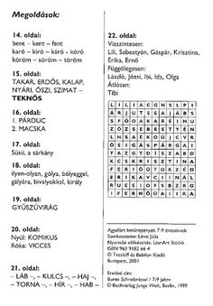 Albumarchívum Word Search, Album, Math, Words, Archive, Math Resources, Horse, Card Book, Mathematics