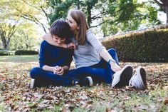 Holly Savage Photography.  Fall Session.  Brother Sister session.  Teenagers.