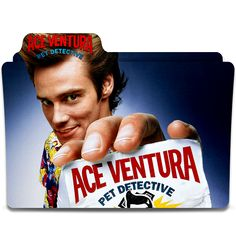 Ace Ventura - Pet-Detective Movie Folder Icon by SharatJ