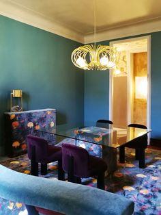 ✔ 15 the best interior design trends for 2020 6 Commercial Interior Design, Best Interior Design, Milan Design, Design Trends, Living Room Modern, Living Room Designs, Living Rooms, Cristina Celestino, Green House Design