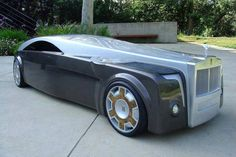 Rolls Royce Apparition concept car