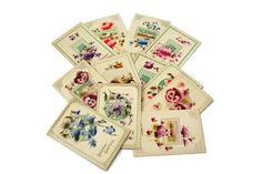 Vintage Postcards / Greeting Cards by BlueMoonCollectibles on Etsy