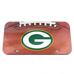 Everywhere you go, you want to make sure your Green Bay Packers pride is shining. Put this Crystal Mirror license plate by WinCraft on your ride to show the road who you're rooting for! Featuring a laser-cut inlay and mirrored background, this license pla Green Bay Packers Merchandise, Packers Football, Greenbay Packers, Full Mirror, Nfl Green Bay, Crystals, License Plates, Backgrounds, Range