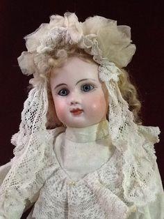 Bébé Steiner Figure A5 - Poupées et bébés du XIX siècle - Poupées anciennes  #DollShopsUnited