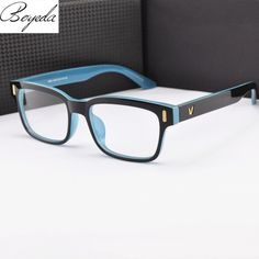1e342ff09c Vintage Computer Eye Glasses Frame for Women Men Brand Optical Eyewear Frame  Oculos De Grau Spectacle