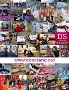 El món de la donació de sang