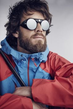 men's styling: See Concept introduce THE GLACIER Sunglass