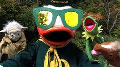 The Oregon Duck's Gangnam Style Parody