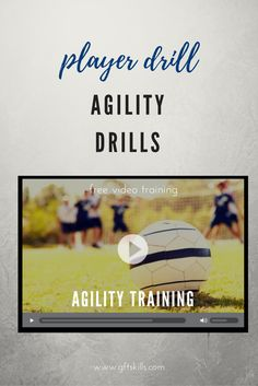 One of the reasons why soccer coaches and trainers will repeat the same drills over and over is to help muscle memory. We'll start out slow to get it right, then keep practicing over and over. Eventually, the skills will be mastered, and players will be able to move faster and faster through the drill.   For young players, age 5 to 7, there are some really key drills you can work on this with that will pay off big later in their soccer career. You can find them for FREE in my Resource…