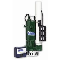 Unique Basement Watchdog Replacement Pump