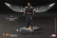 Captain America: The Winter Soldier Falcon Sixth Scale Figure