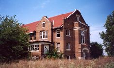 Ashmore Estates is a historic building outside of Ashmore, Illinois.This former almshouse, once part of the Coles County Poor Farm, was built in 1916 and operated until 1959, when it was purchased by Ashmore Estates, Inc. for use as a private psychiatric care facility. Ashmore Estates closed in 1987.