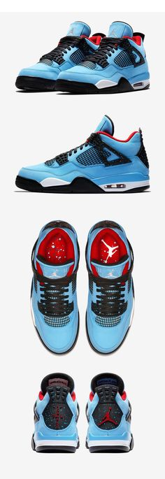 "0d6f67518 Travis Scott x Air Jordan 4 ""Cactus Jack"""