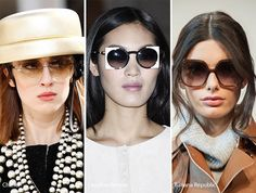 Fall/ Winter 2016-2017 Eyewear Trends: Sunglasses with Ombre Lenses
