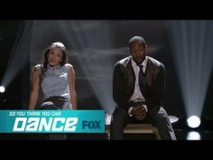 Hayley & tWitch: Top 10 Perform   SO YOU THINK YOU CAN DANCE   FOX BROADCASTING