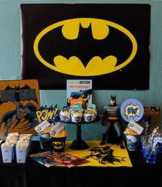 "Photo 6 of 9: Super Heroes: Batman / Birthday ""Batman"" 