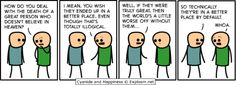 Cyanide & Happiness inception