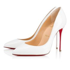 Christian Louboutin United States Official Online Boutique - Pigalle Follies 100 Latte Patent Leather available online. Discover more Women Shoes by Christian Louboutin Patent Heels, Pumps Heels, Stiletto Heels, Louboutin Online, Christian Louboutin Women, Giuseppe Zanotti Heels, Fashion Heels, Patent Leather, Lipstick