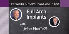 The Future of Aesthetic Orthodontics with Tif Qureshi, BDS : Howard Speaks Podcast - Dentistry Uncensored with Howard Farran - Dentaltown Sleep Dentistry, Cosmetic Dentistry, Implant Dentistry, Dental Continuing Education, Beautiful Teeth, Audio, Magic Words, Orthodontics, Special Needs