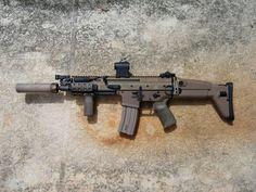 FN Herstal SCAR 16S 5.56x45mm 30rd