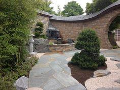 Simple Herbstlicher Garten mit Gr sern und Fetthenne Sedum Wohnen und Garten Fotomunity Garten Gestaltungstipps Pinterest Garten