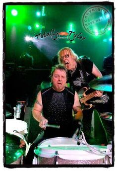 "ITZ ""TRIP HOPPIN' THURSDAY"" ON FACEBOOK/TOTALLY TYLER  LOOKS LIKE JOEY KRAMER AND TOM HAILTON ARE WELL ON THEIR WAY HEE HEE ;)"