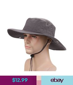 Hats Wide Brim Fishing Sun Hat For Men Upf 50 Sun Protection Outdoor Sun  Hats For 468d487d31c0