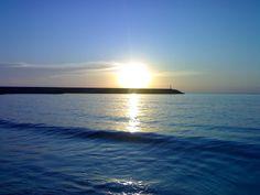 Non esiste libertà più grande di fronte alla vista del mare... di Federica Muntoni