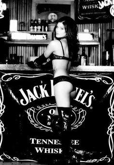 Sexy.  Jack Daniels