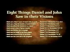 Perry Stone - Decoding The Visions in Daniel - 1 of 8....If interested, look up the other 7 videos