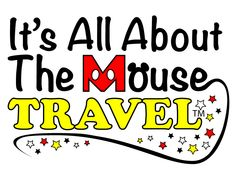 We created this new logo design for a GREAT Disney travel agency.  In the words of their agents, MAGICAL TRAVELS....