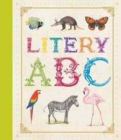 Animal ABC by Susi Martin - Presents labeled color illustrations of animals for every letter of the alphabet. Abc Alphabet, Teaching The Alphabet, Colorful Animals, Animals For Kids, Before Kindergarten, New Children's Books, Emergent Readers, Early Readers, Animal Books