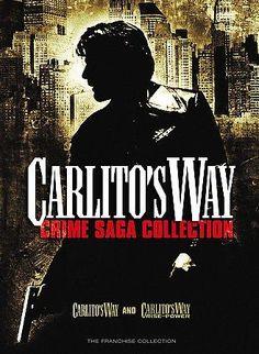 Universal Carlito's Way: Crime Saga Collection