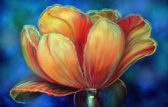 Art Apprentice Online - Acrylic - Parrot Tulip Flower - Online Art Class - with Instructor Neadeen Masters - Beginner Just For Fun, $34.95 (http://store.artapprenticeonline.com/acrylic-parrot-tulip-flower-online-art-class-with-instructor-neadeen-masters-beginner-just-for-fun/)