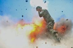 A Fatal and Fiery Photograph Reawakens Memories of a Soldier's Life - NYTimes.com