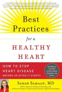 "This book acts as a guide to the ""best practices"" for optimal heart health, serving as a resource for patients diagnosed with or aiming to prevent heart disease. In it, Dr. Samaan provides advice on diet, supplements and alternative medicine, the effects of caffeine and alcohol, stress management, and more."