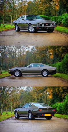 1980 Aston Martin V8 Series IV 'Oscar India'