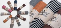 Second Chance - 25 Cool T-shirt Packaging Design Examples