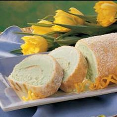 Swirl Roll Cakes on Pinterest | Roll Cakes, Swiss Rolls and Roll ...