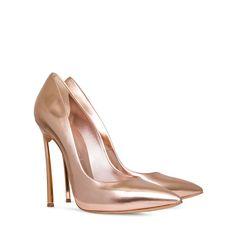 NYFW - Delpozo - Shoe Styling: (Casadei - Blade Barbarella)
